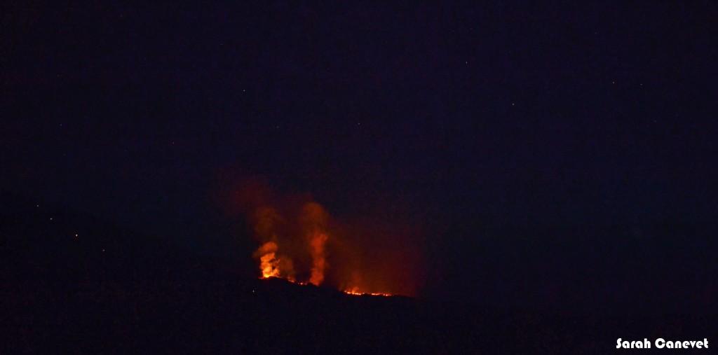 Eruption Piton de la Fournaise Juillet 2015
